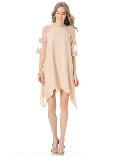 Dantelli Elbise-Vero Moda